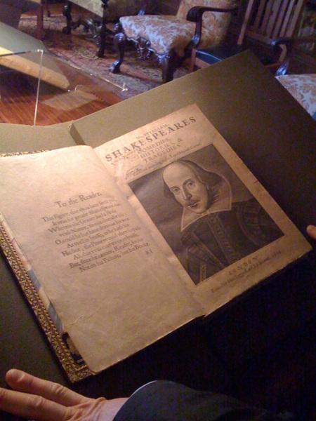 Shakespeare 1st Edition